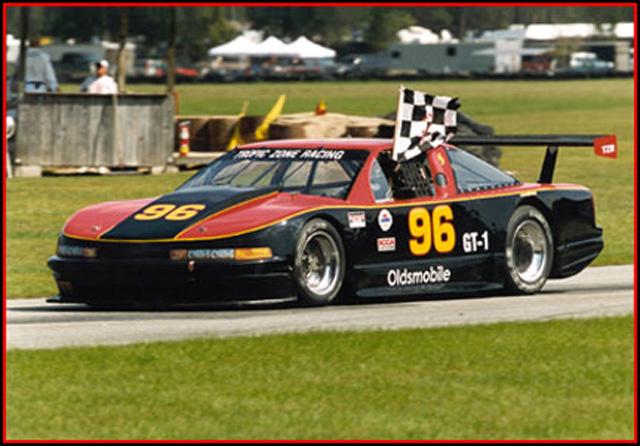 Penske San Diego >> The Race Car